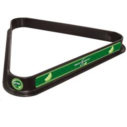 Budweiser Billiard Ball Cue Rack Triangle for Pool Tables