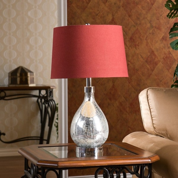 Rylie 1-light Mercury Table Lamp