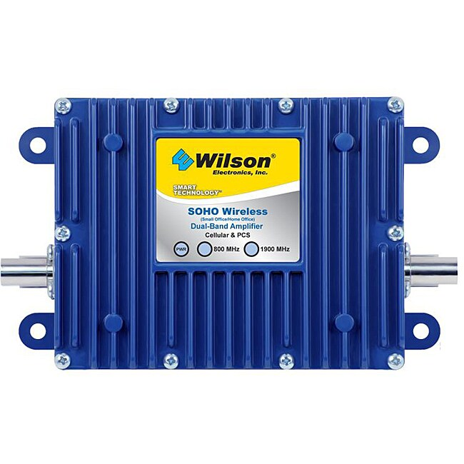 Wilson Indoor Wireless Dual-Band Soho Cellular/ PCS Amplifier