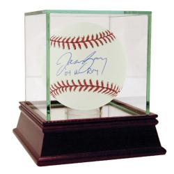 Steiner Sports Jason Bay MLB Baseball w/ '04 NL ROY' Inscription