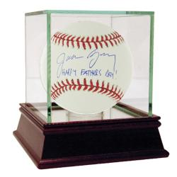 Steiner Sports Jason Bay MLB Baseball w/ 'Happy Father's Day' Inscription