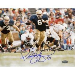Steiner Sports Jerome Bettis Running vs. Penn State Photograph - Thumbnail 0