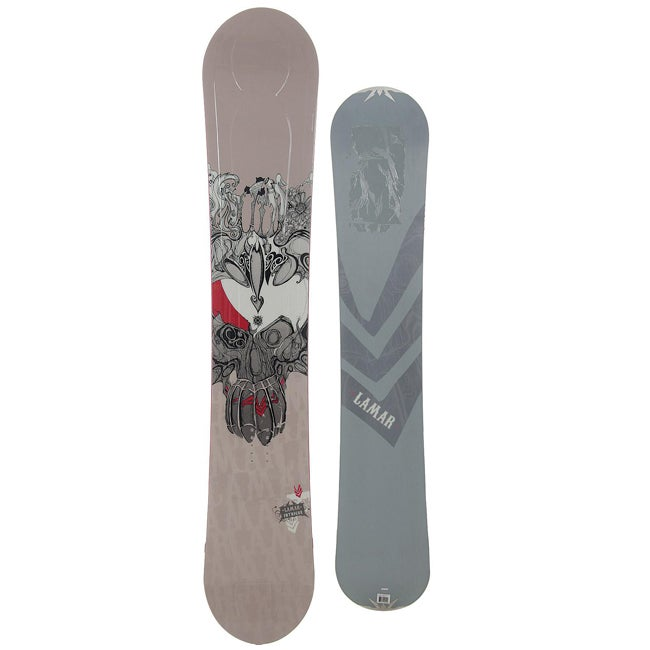 Lamar Intrigue 149 Men's Snowboard