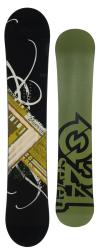 24 Seven Men's 153 cm Theory Snowboard