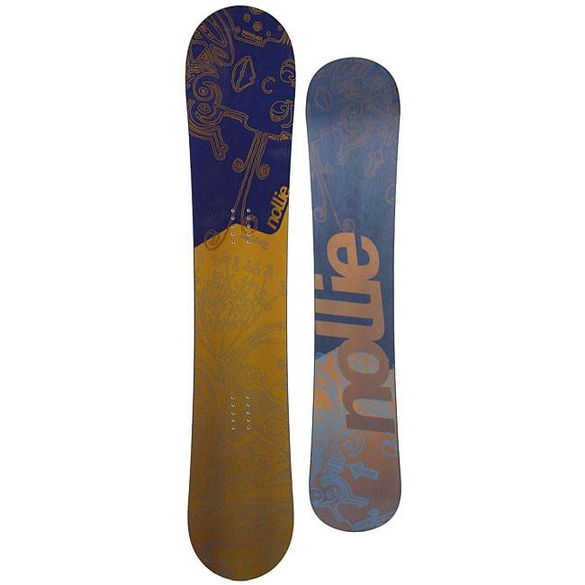 Nollie Women's 159 Blue SW Snowboard