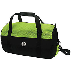 Stansport Green/ Black Mesh Top Roll Bag