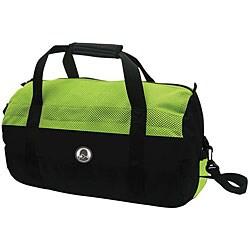 Stansport Green/ Black Mesh Top Roll Bag