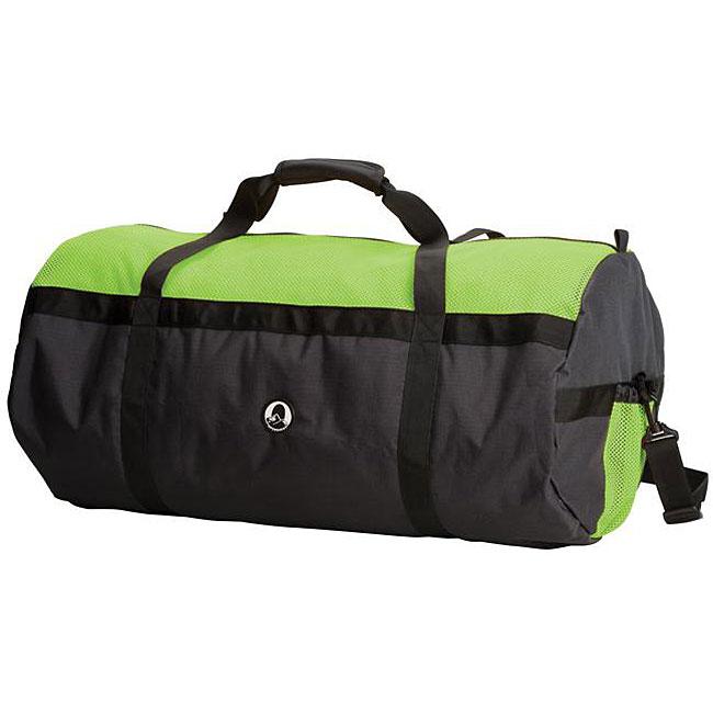 Stansport 30-inch Green/ Black Mesh Top Roll Bag