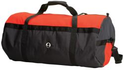 Stansport Red/ Black Mesh 30-inch Top Roll Bag - Thumbnail 2