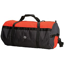 Stansport Red/ Black Mesh 30-inch Top Roll Bag