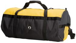 Stansport Yellow/ Black 30-inch Mesh Top Roll Bag