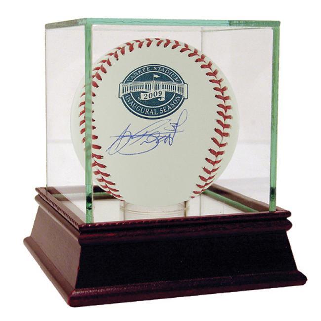AJ Burnett Yankee Stadium Inaugural Season Autographed Baseball