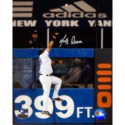 Steiner Sports Melky Cabrera Robbing Home Run 2006 Photograph