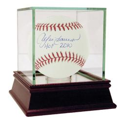 Steiner Sports Andre Dawson MLB Baseball w/ 'HOF 2010' Inscription