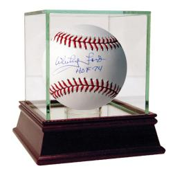 Steiner Sports Whitey Ford HOF Inscription MLB Baseball