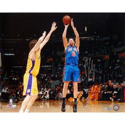 Steiner Sports Danilo Gallinari Knicks Jump Shot vs Lakers Autographed Photo