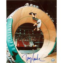 Steiner Sports Tony Hawk The Loop 16x20 Autographed Photo