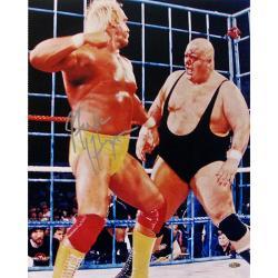 Steiner Sports Hulk Hogan With King Kong Bundy 16x20-inch Photograph - Thumbnail 0