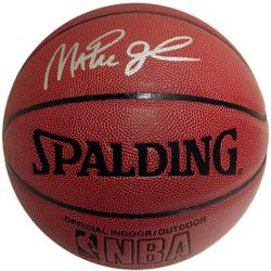 Steiner Sports Magic Johnson Autographed Basketball