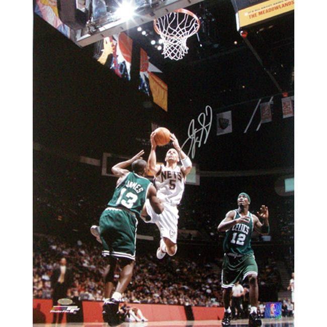 Steiner Sports Jason Kidd Home Lay-up vs Celtics 16x20 Photograph