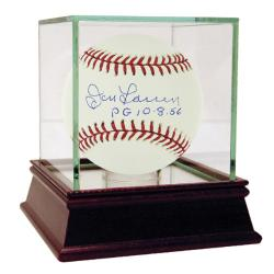 Steiner Sports Don Larsen PG Inscription MLB Baseball