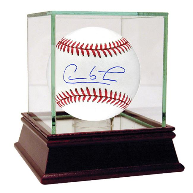 Steiner Sports Carlos Lee Autographed MLB Baseball