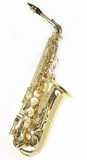 Band/Orchestra Alto Saxophone Package