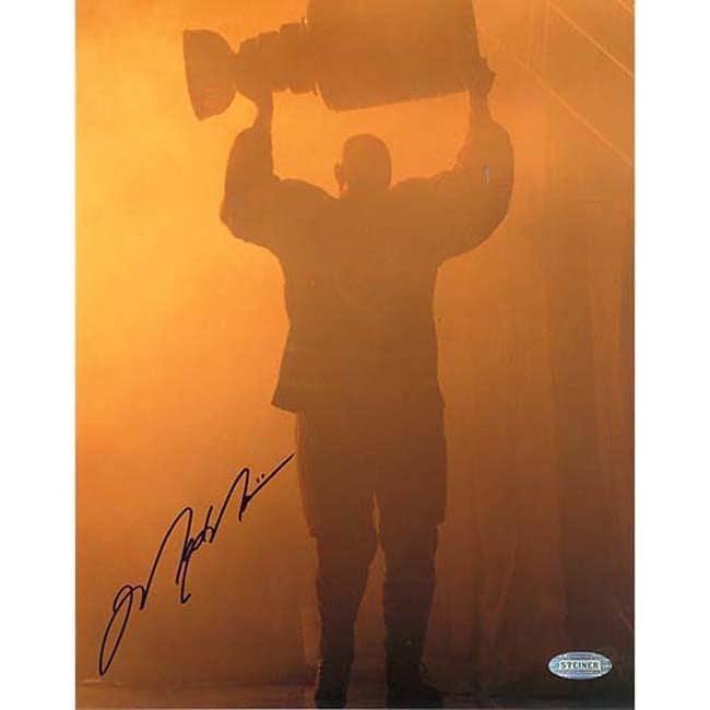 Steiner Sports Mark Messier Retirement Night Stanley Cup Photograph