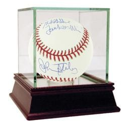 Steiner Sports John Sterling Signed MLB Baseball