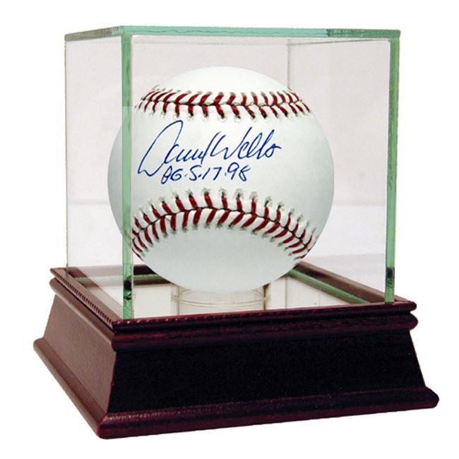 Steiner Sports David Wells Autographed MLB Baseball