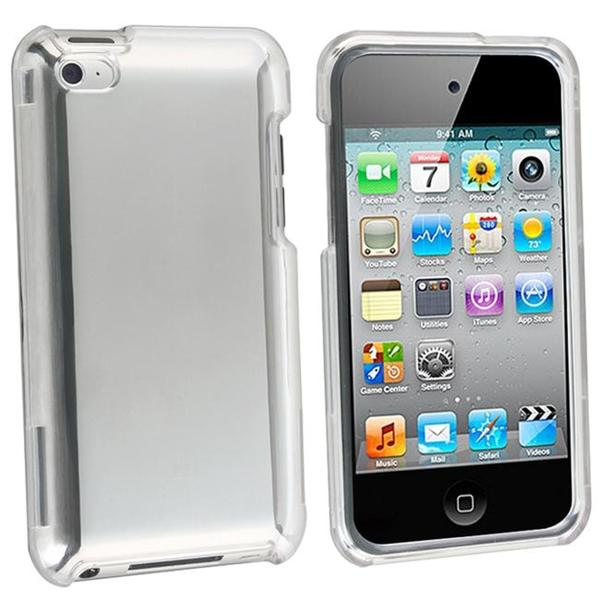 INSTEN Clear iPod Case Cover for Apple iPod Touch 4th Gen