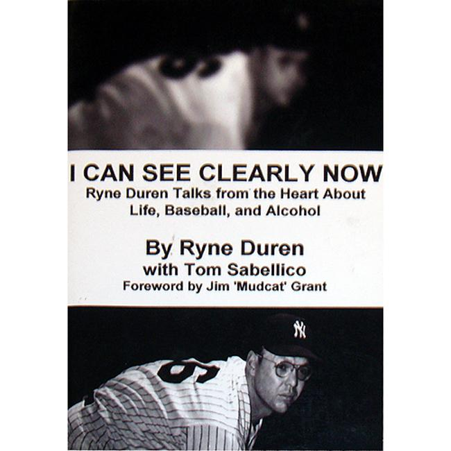 Steiner Sports Signed 'I Can See Clearly Now' Book By Ryne Duren