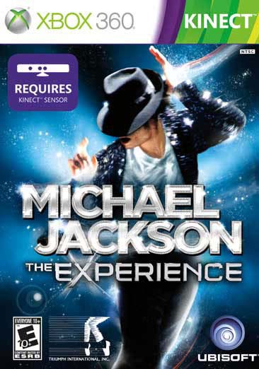 Xbox 360 - Michael Jackson The Experience
