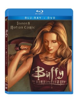 Buffy the Vampire Slayer: Season 8 (Motion Comic) (Blu-ray/DVD)