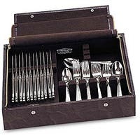 Reed & Barton Marlborough Flatware Case