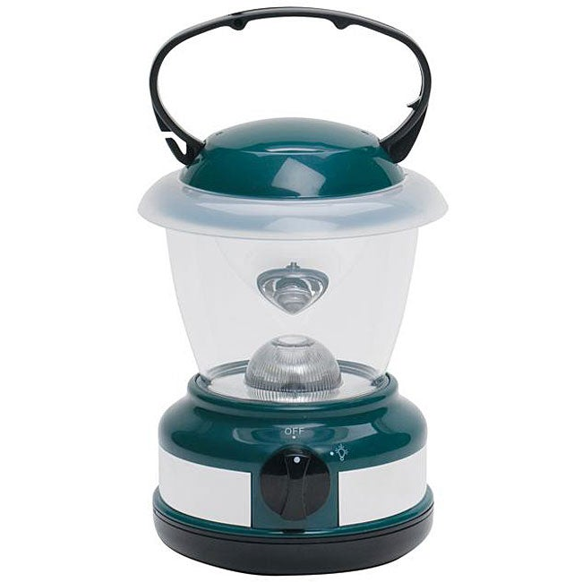 Shop Stansport Green 1 Watt Led Lantern Tent Light Free