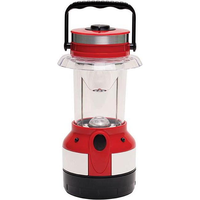 Stansport 10-inch Red 1-watt LED Lantern/ Tent Light