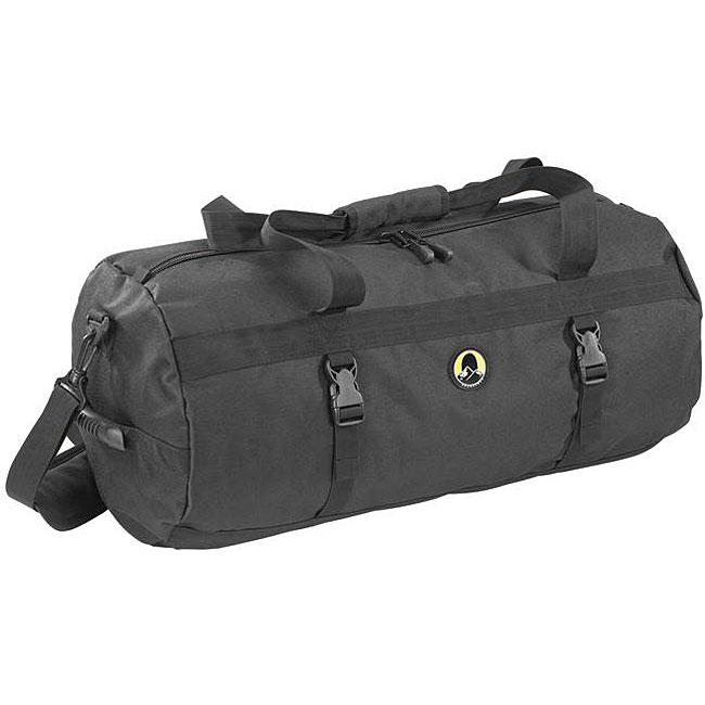 Stansport Black Traveler Roll Bag