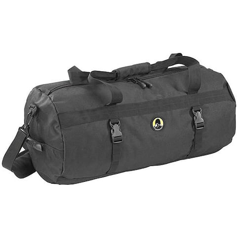 Stansport Black Traveler Roll Bag