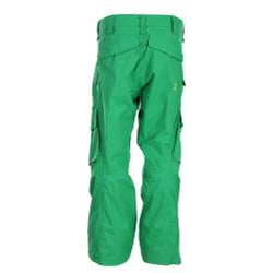 Sessions Men's 'Gridlock' Turf Green Snowboard Pants
