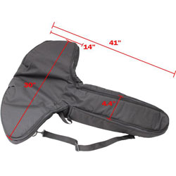 OEM Black Canvas Crossbow Carrying Case - Thumbnail 0