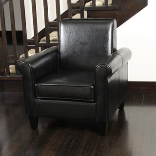 Buy Black Living Room Chairs Online at Overstock.com | Our Best ...