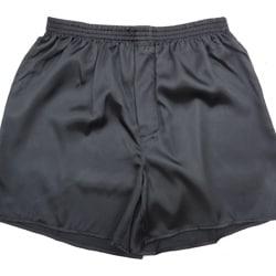 Men's Classic Satin Boxer Shorts (Pack of 5)
