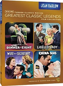TCM Greatest Classic Films: Legends - Jean Harlow (DVD)