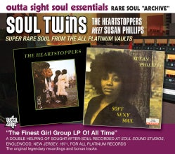 SOUL TWINS - HEARTSTOPPERS/MEET SUSAN PHILLIPS