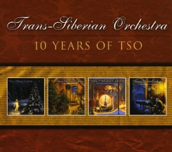 Trans-Siberian Orchestra - 10 Years of TSO