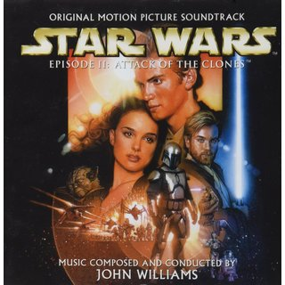 JOHN WILLIAMS/LONDON SO - STAR WARS EPISODE 2: ATTACK O