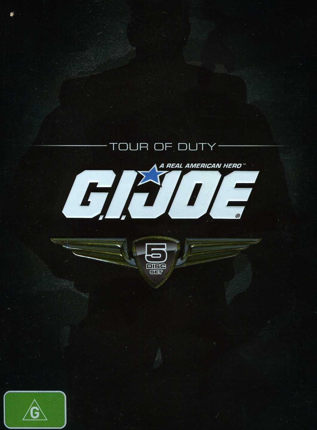 GI JOE TOUR OF DUTY COLLECTION