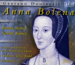 Chorus & Orchestra of The Philadelphia Opera - Donizetti: Anna Bolena