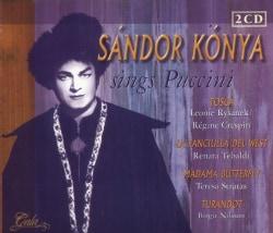 Sandor Konya - Puccini: Sandor Konya Sings Puccini